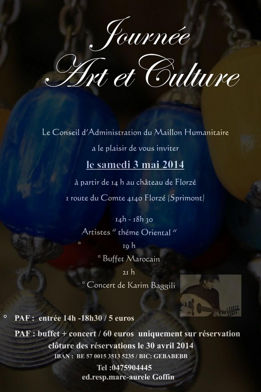 Journée Art et Culture