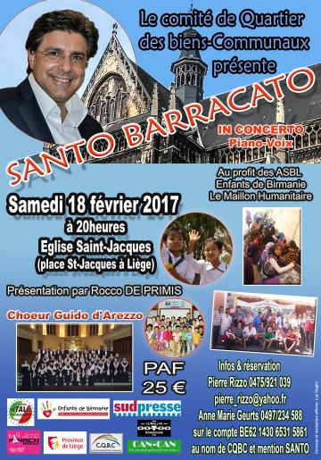 Concert de Santo Barracato