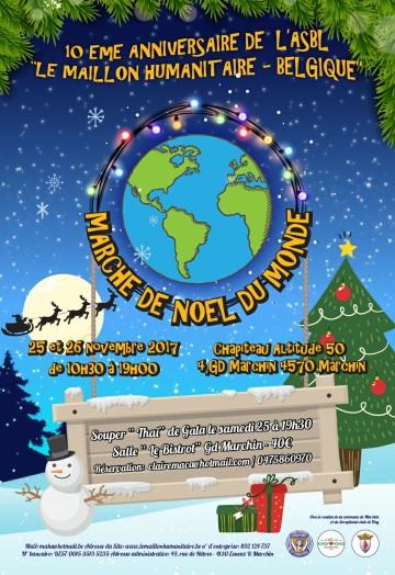 10 ème anniversaire du Maillon Humanitaire