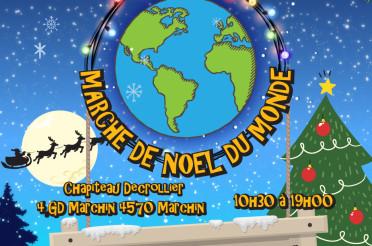 Marché de Noel du Monde 2018